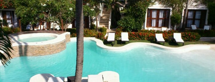 My Blue Hotel is one of Pousadas de Charme no Ceará.