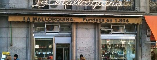La Mallorquina is one of Perderse por Madrid.
