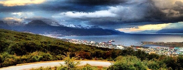 Ushuaia is one of cities.