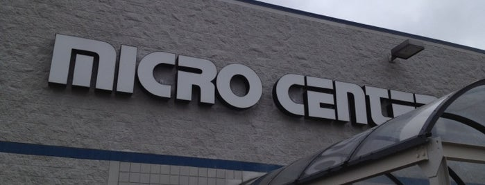 Micro Center is one of my traveling adventures.