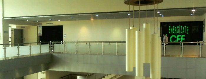 Museo Tecnológico de la Comisión Federal de Electricidad is one of Galerías y Museos @ DF.