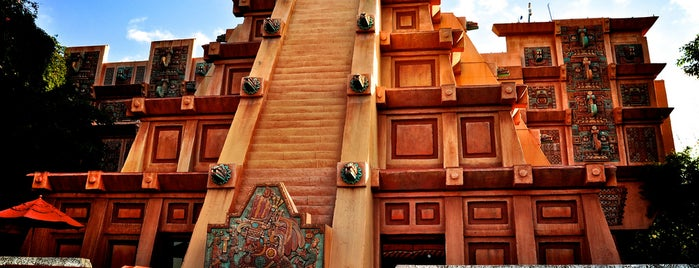 Mexico Pavilion is one of Walt Disney World - Epcot.