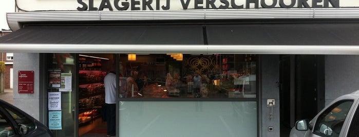 Slagerij Verschooren is one of Ename Abdijham.