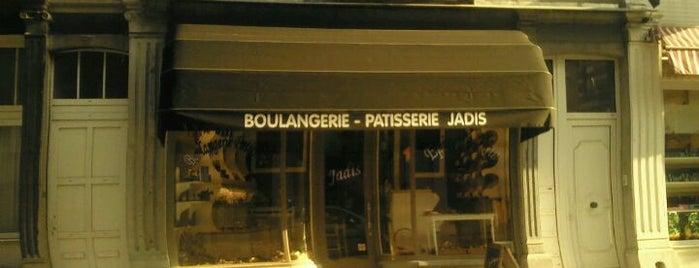 Boulangerie-Pâtisserie Jadis is one of Must-visit Food in Schaerbeek.