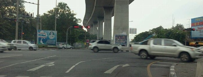 Bukkhalo Intersection is one of ถนน.