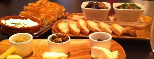 A Voce Columbus Restaurant is one of The Platt 101: NYC's Best Restaurants.