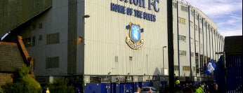 Goodison Park is one of Must-see in Liverpool.