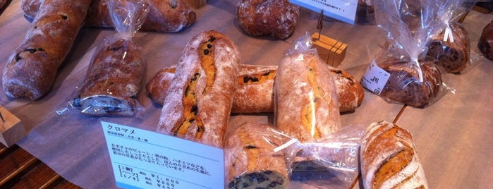 Signifiant Signifie / シニフィアン シニフィエ is one of My Favorite Bakeries.