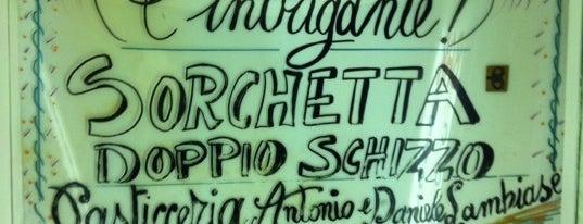 Dal Sorchettaro is one of 101 cose da fare a Roma almeno 1 volta nella vita.