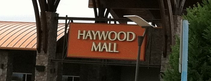 Haywood Mall is one of Favorites.