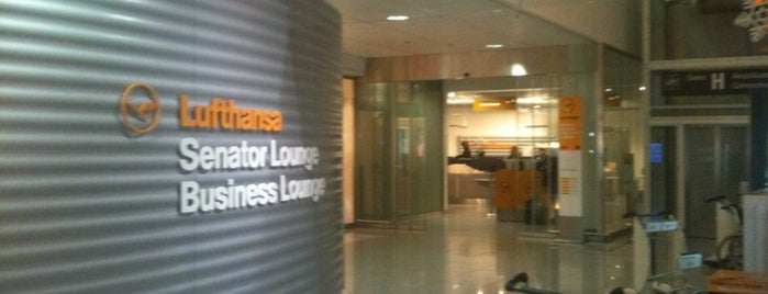 Lufthansa Senator Lounge I (Schengen) is one of Airports.
