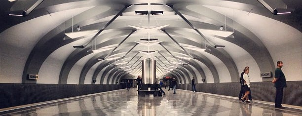 metro Novokosino is one of Complete list of Moscow subway stations.