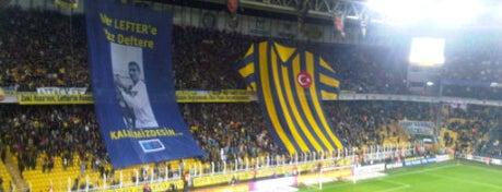 Champion Fenerbahçe Places