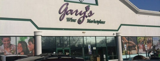 Gary's Wine & Marketplace is one of NJ To Do.