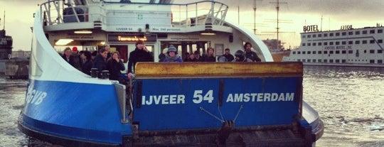 GVB veer NDSM-werf → Westerdoksdijk is one of I ♥ Noord.