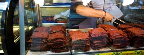 Malaysia Beef Jerky is one of #100best dishes and drinks 2011.