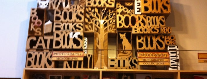 Skylight Books is one of SoCal Shops, Art, Attractions.