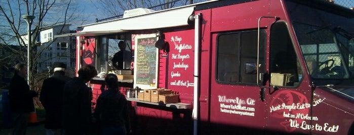 SLU Food Trucks