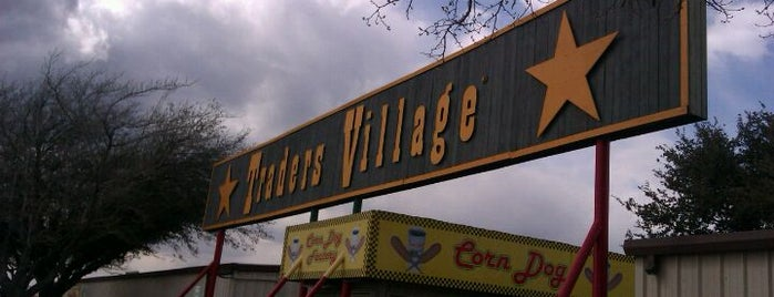 Traders Village is one of Pet-Friendly DFW.
