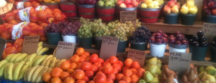 Dallas Farmers Market is one of Dallas Outings.