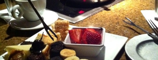 The Melting Pot is one of Marin Food.