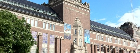 The Swedish Museum of Natural History is one of All-time favorites in Sweden.