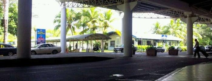 Tawau Airport (TWU) is one of @Sabah, Malaysia.