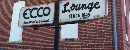 Ecco Lounge is one of Recommended Sandwich.