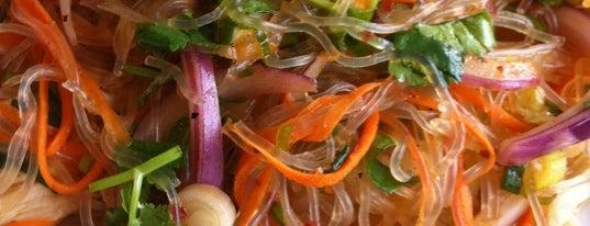 Thai Kitchen is one of Fooood nom nom.