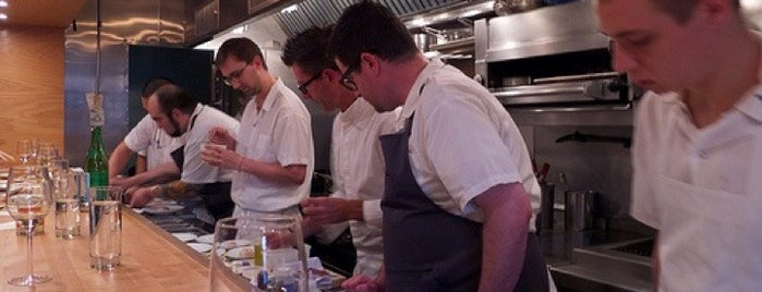 Momofuku Ko is one of The Platt 101: NYC's Best Restaurants.
