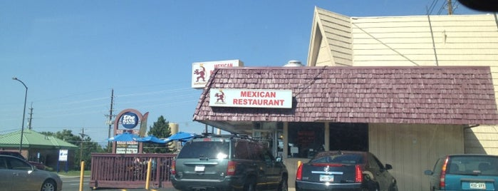 Santiago's Mexican Restaurant is one of The 15 Best Inexpensive Places in Denver.