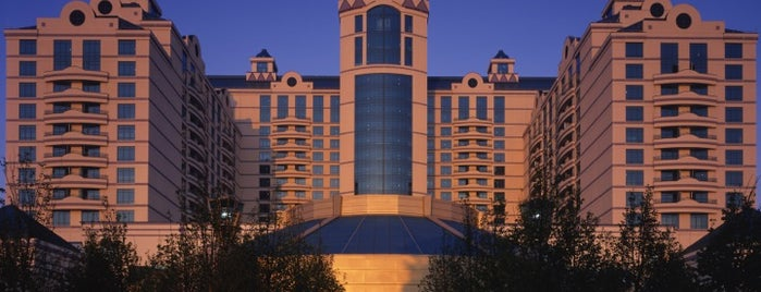 Grand Pequot Tower is one of 20 favorite restaurants.