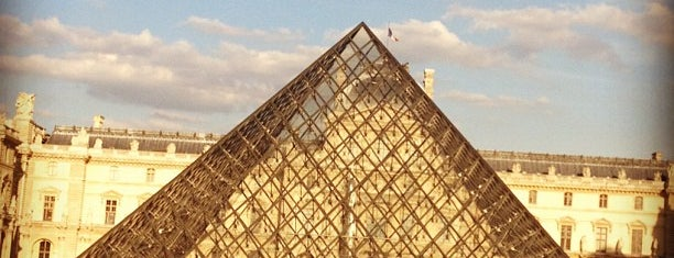 The Louvre is one of Dream Destinations.