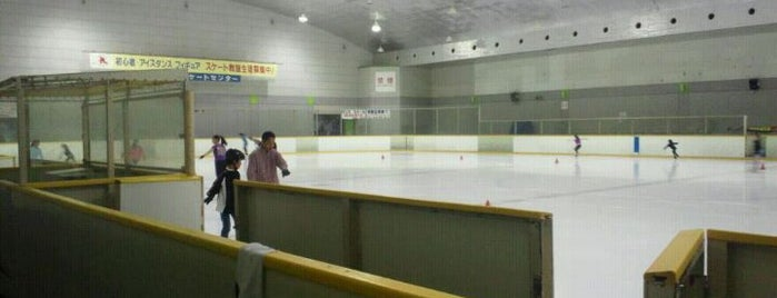 東大和スケートセンター is one of スケートリンク.