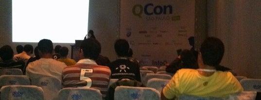 QCon São Paulo 2011 is one of Eventos.