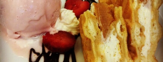 Marvelous Cream (มาร์เวลลัส ครีม) マーベラスクリーム is one of Must-visit Food in Siam Square and nearby.