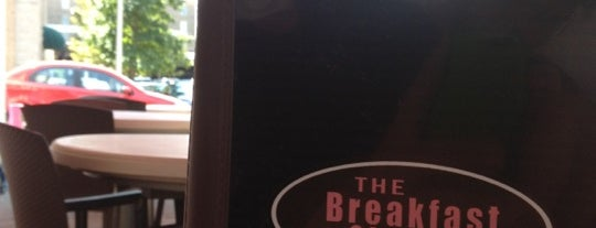 The Breakfast Club & Grill is one of Chicago Brunch Spots!.