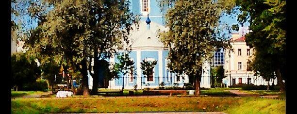 Сампсониевский Собор is one of Православный Петербург/Orthodox Church in St. Pete.