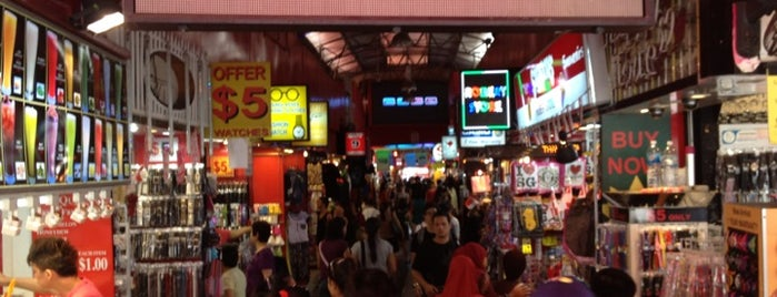 Bugis Street is one of 4sq Cities! (Asia & Others).