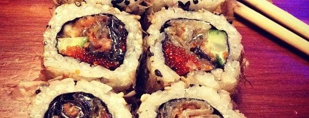 Sushi. Kyiv. Японская кухня