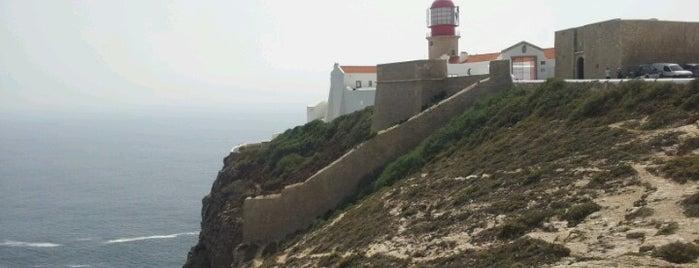Farol do Cabo de São Vicente is one of Faros.