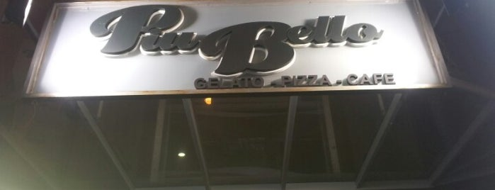 Piu Bello is one of Restos-Cerca.