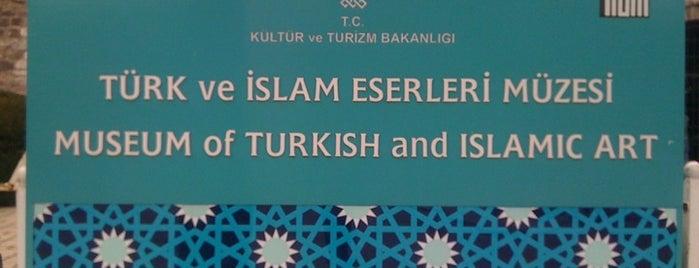Museum für türkische und islamische Kunst is one of Tarih/Kültür (Marmara).