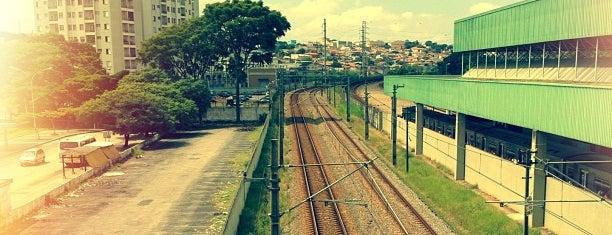 Estação Guilhermina-Esperança (Metrô) is one of idas e vindas.