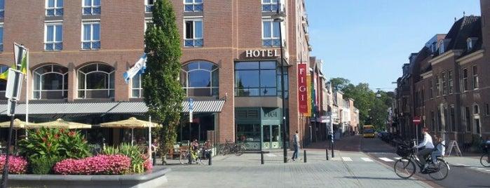 Hotel Theater Figi is one of Good coffee.