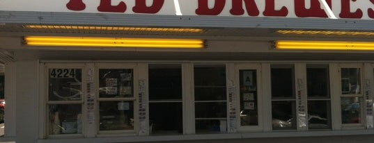 Ted Drewes Frozen Custard is one of The 15 Best Places for Desserts in St Louis.