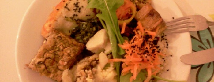 Vegg's - Restaurante Vegetariano is one of São Paulo Vegan!.