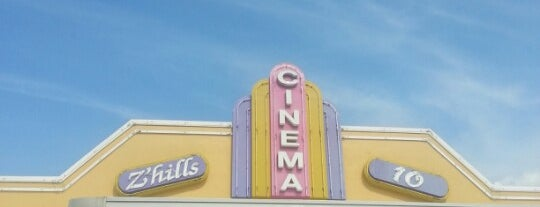 Zephyrhills Cinema 10 is one of Creative Innovations Cause Related Advertising.