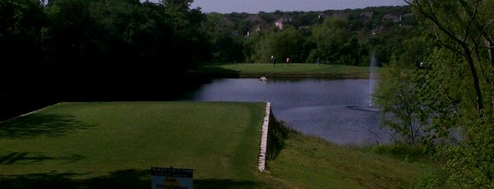 Balcones Country Club is one of All American's Golf Courses.