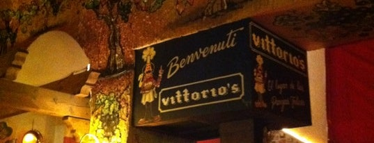 Vittorio's is one of All-time favorites in Mexico.